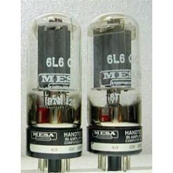 Mesa Boogie Mesa 6L6 GC STR420 - 2 stk matched