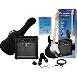 Behringer El-guitar Pakke V-Tone