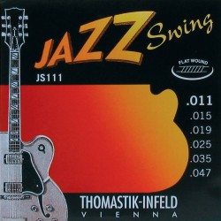 Thomastik-Infeld Jazz Swing Flatwound strenge 11-47