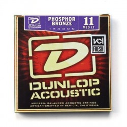 Dunlop Acoustic Phosphor/Bronze 11-52