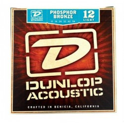 Dunlop Acoustic Phosphor/Bronze 12-54