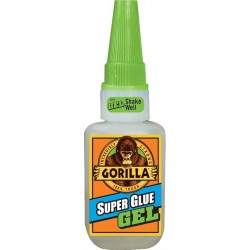 Gorilla Super Glue Gel 15 g