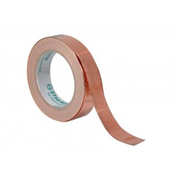 AllParts Kobber Tape 25 mm x 1 m