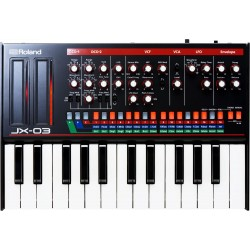 Roland JX-03 Analog Emulering
