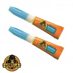 Gorilla Super Glue 2 x 3 g