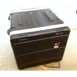 """Gator Cases 19"""" Standard 9 Units Rack Brugt"""