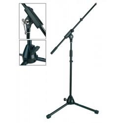 Boston Mikrofonstativ med Bom, max 100 cm H