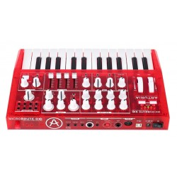 Arturia MicroBrute RED Analog Synth