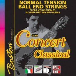 Boston Concert Classical normal tension med ball ends