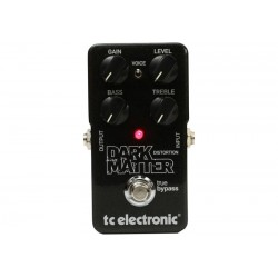 tc electronic Dark Matter Distortion brugt