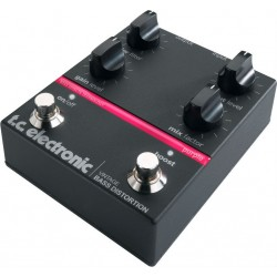 tc electronic Vintage Bass Distortion brugt