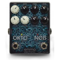 EMMA electronic OKTO-NØJS Octaver & Fuzz ON-1