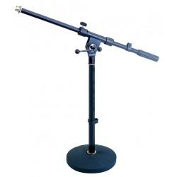 Soundking MS032BK lav mikrofonstativ m. rund base
