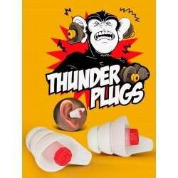 ThunderPlugs Ørepropper one-size