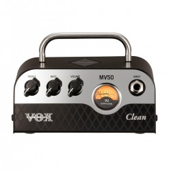 VOX MV50-CL Clean guitar amp head.