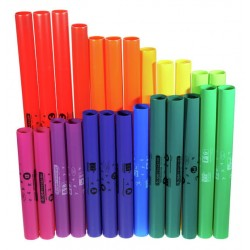 Boomwhacker Set 1 Move&Groove Bag 25 Rør