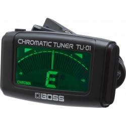 BOSS TU-01 Kromatisk Tuner