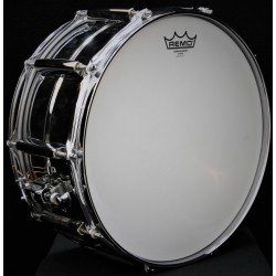 "Pearl Sensitone steel Custom Alloy 6.5"" Snare"
