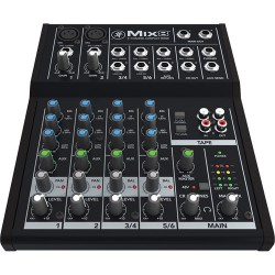 Mix8 8-channel Compact Mixer