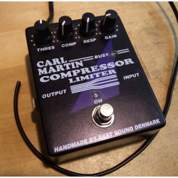 Carl Martin Compressor Limiter - Brugt