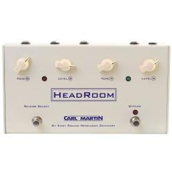 Carl Martin Headroom analog reverb