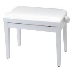 Proel piano Træ bænk Hvid Ramme / Sæde