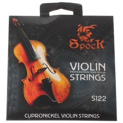 Spock Violin Strings S 122