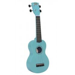 Korala UKS-30-lbu sopran ukulele