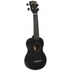 Korala UKS-30-bk sopran ukulele