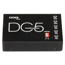 Cioks DC5 link Pro Power Supply