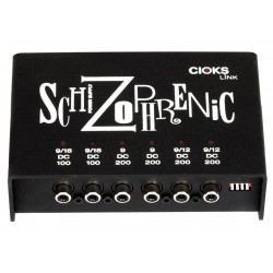 Cioks Schizophrenic link Power Supply