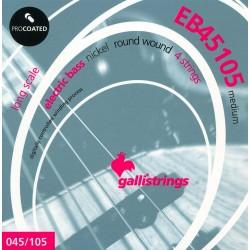 Galli EB45105 electric bass 4-str. set