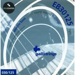 Galli EB30125 electric bass 4-str. set6
