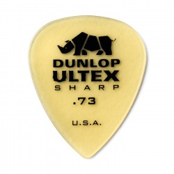 Jim Dunlop Ultex sharp 0,73 mm.
