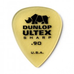 Jim Dunlop Ultex sharp 0,90 mm.