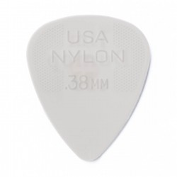 Jim Dunlop Nylon 0,38 mm.