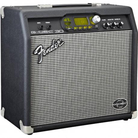 Fender G-DEC 30 Electric Guitar Amplifier ( Demo )