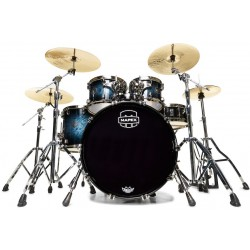 Mapex SV504XB-MSL 4-pc Trommesæt, Deep Water Maple Burl