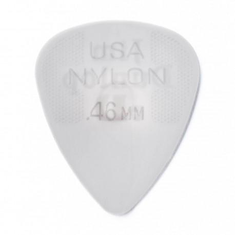 Jim Dunlop Nylon 0,38 mm.