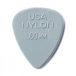 Jim Dunlop Nylon 0,60 mm.