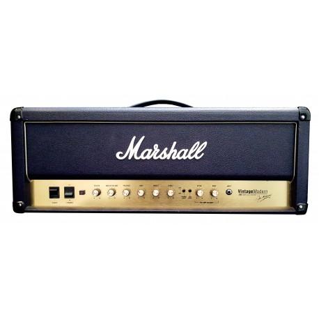 marshall vintage modern 2466 tube amp head purple orkestergraven. Black Bedroom Furniture Sets. Home Design Ideas