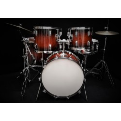 Trax Drum Kit 80´s Sunburst