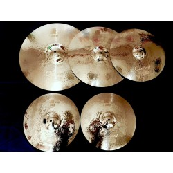 B20 Tang 5 Dragon Series Cymbal Set