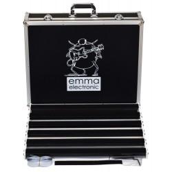 EMMA electronic 61´er AmARHyll pedalboard m. hardcase B-stock