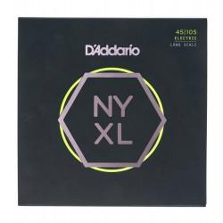 D'Addario 45 105 Bass Set