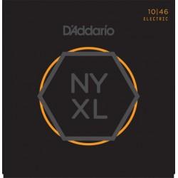 D'addario NYXL1046 Guitar Strenge