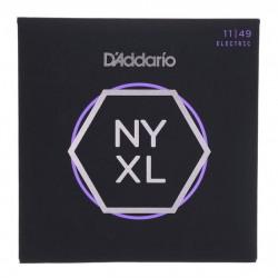 D'addario NYXL1149 Guitar Strenge