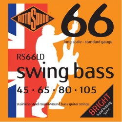 Rotosound RS66LD Swing Bass 45-105