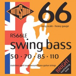 Rotosound RS66LE Swing Bass 50-110