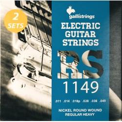 Galli RS1149 El-guitarstrenge 11-49